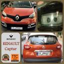 نصب بافر TTC بر روی رنو کپچر Renault Captur