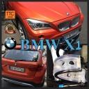 نصب بافر TTC بر روی  BMW X1
