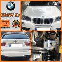 نصب بافر TTC بر روی  BMW X3