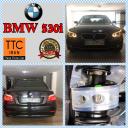 نصب بافر TTC بر روی  BMW 530i