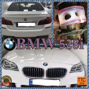 نصب بافر TTC بر روی  BMW 528i