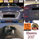 نصب بافر TTC بر روی هیوندا النترا Hyundai Elantra