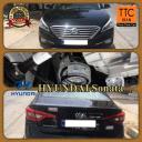 نصب بافر TTC بر روی هیوندا سوناتا Hyundai Sonata