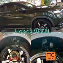 نصب بافر TTC بر روی هوندا ویزل Honda Vezel