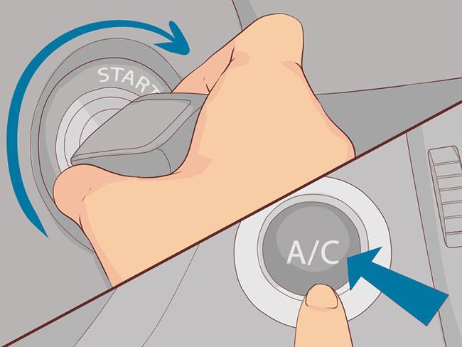 Fix Your Car's Air Conditioner Step 1 Version 2 - چگونه مشکلات خودرو را خودمان برطرف کنیم