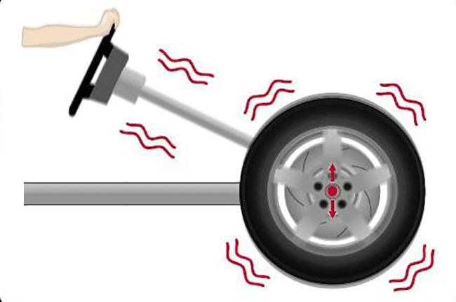 tire steering wheel vibration - با چند دلیل مهم لرزش خودرو آشنا شوید